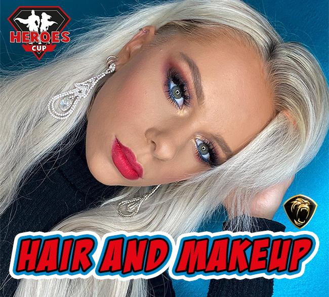 Hair and makeup SNFC